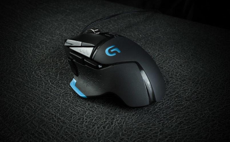 Produktbilde av Logitech G502 mus
