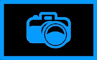 fotografi ikon - illustrasjon