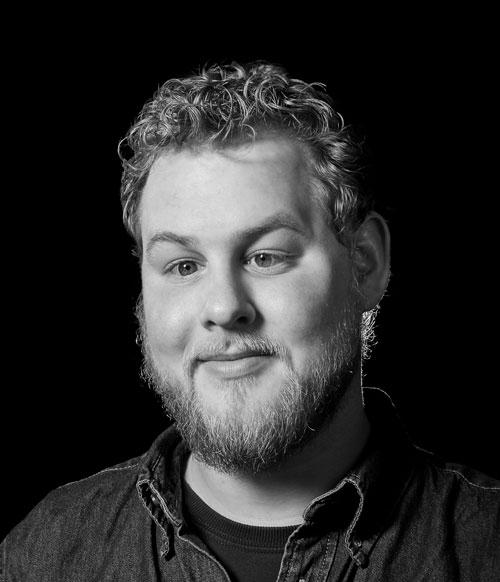 Portertt av Lars Rønningen
